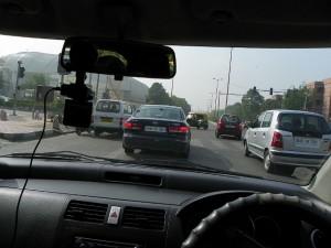 Kamera w samochodzie