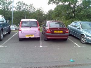 złe-parkowanie