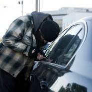 Spadek liczby skradzionych samochodów